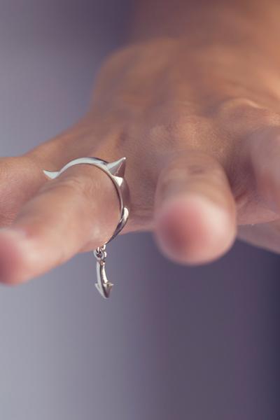 Кольцо «Чертенок»