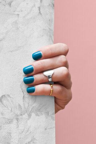 Кольцо на фалангу «Перстень»