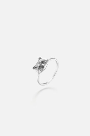Кольцо на фалангу «Маленький Енот»