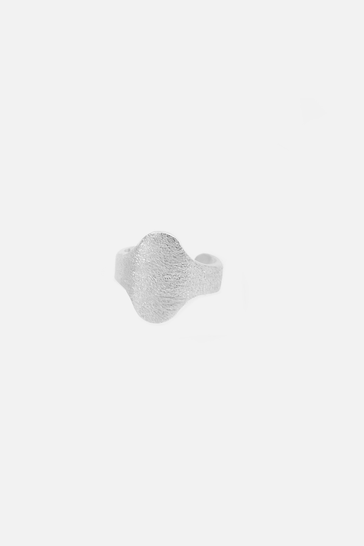 Кольцо на фалангу «Перстень матированный»