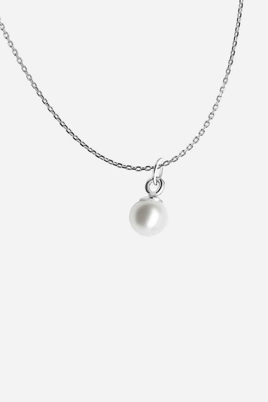 Ожерелье с большой жемчужиной