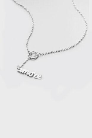 Тонкое ожерелье Amore