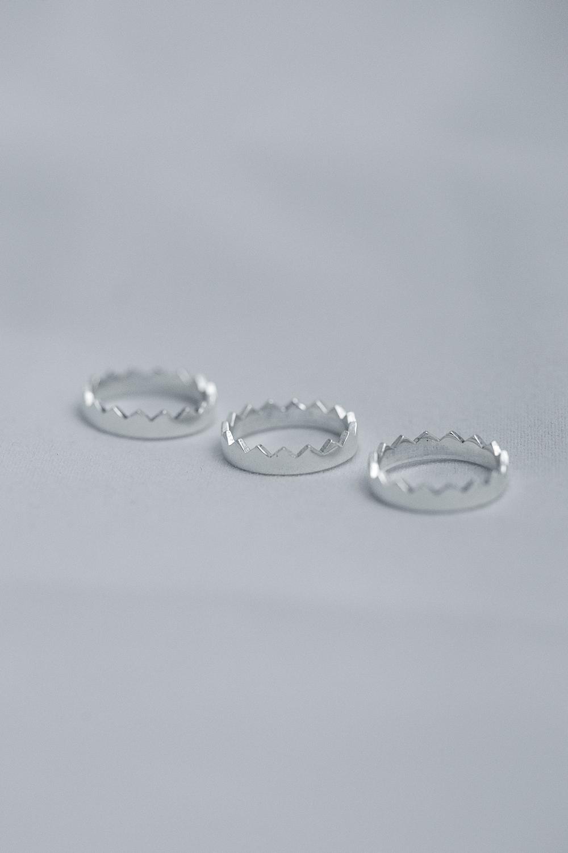 Кольцо на фалангу «Корона»