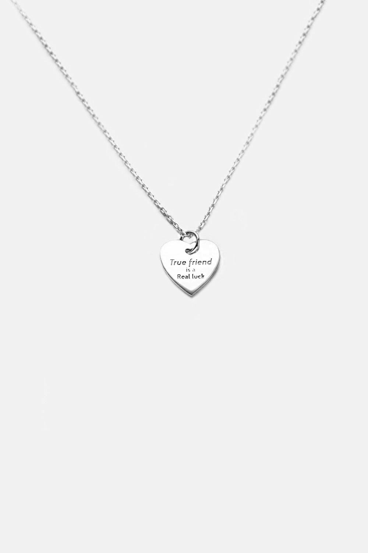 Ожерелье «True love» или «True friend»