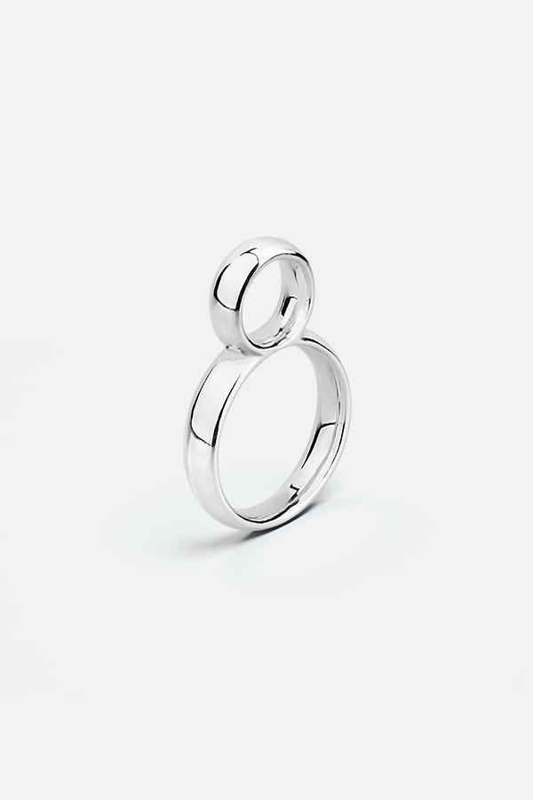 Кольцо «Легкая восьмерка»