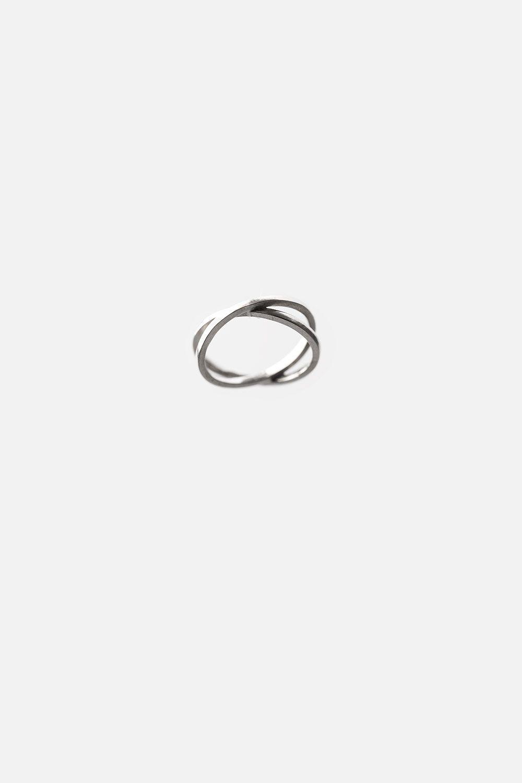 Кольцо на фалангу Space
