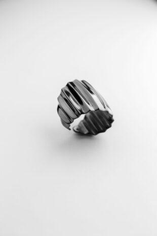 Cуперширокий перстень Madagascar