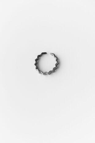 Тонкое открытое кольцо Madagascar