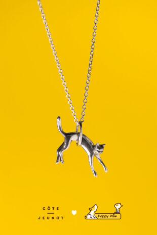 Ожерелье Бродячий кот