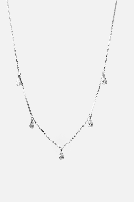 Ожерелье 5 капель дождя
