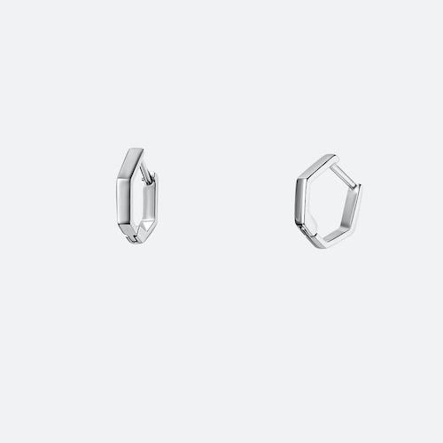 серьги геометрия
